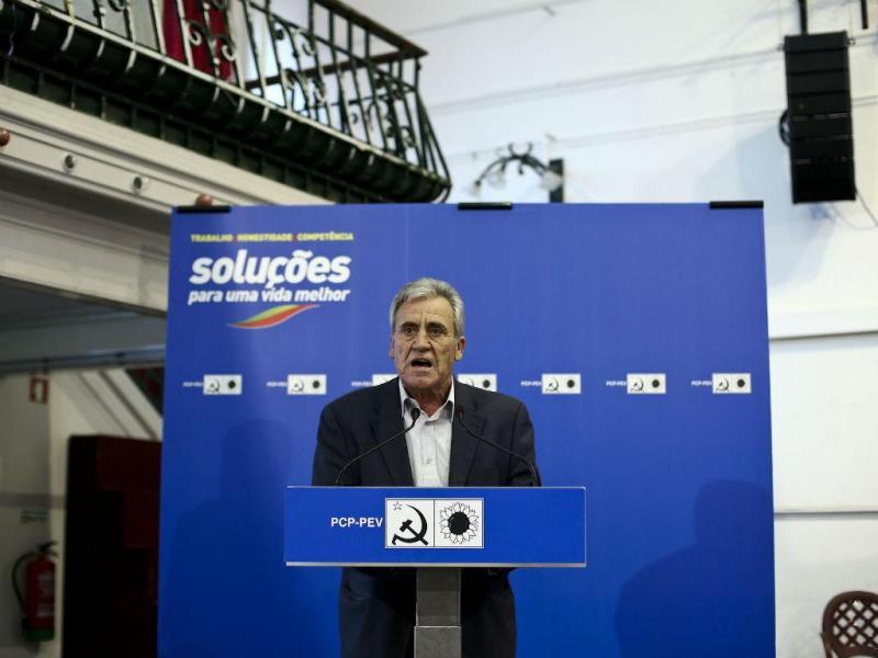 Jerónimo de Sousa (JOSÉ SENA GOULÃO/LUSA)