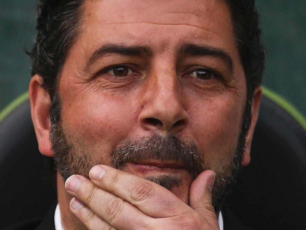 Rui Vitória (LUSA/ José Sena Goulão)