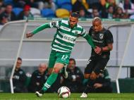 Sporting-Guimarães (LUSA/ José Sena Goulão)