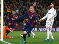 Barcelona-Real Madrid (REUTERS/ Albert Gea)