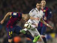 Barcelona-Real Madrid (EPA/ Andreu Dalmau)