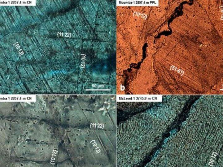Crateras na Austrália [Foto: ABC]