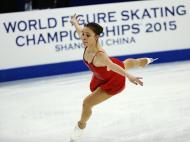 Mundiais de patinagem artística em Xangai