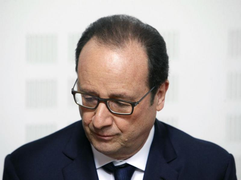 Hollande [Foto: Reuters]