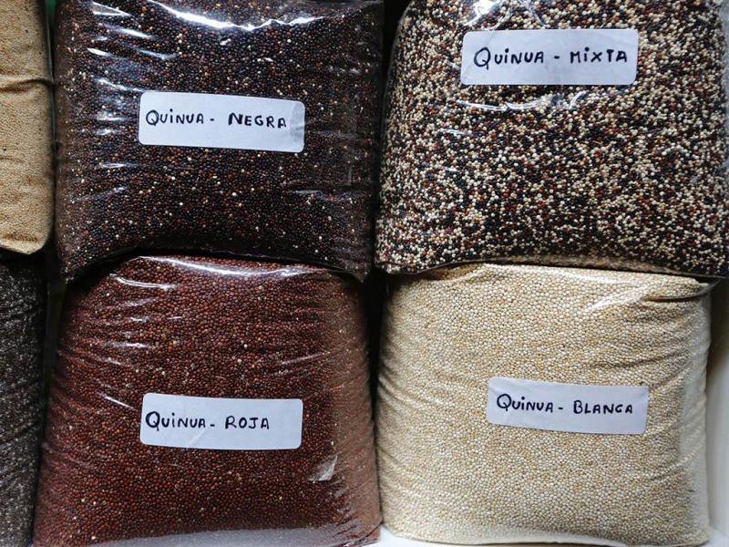Quinoa (Reuters)