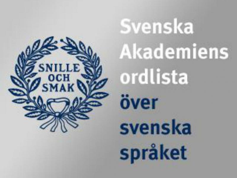 Dicionário da Academia Sueca SAOL