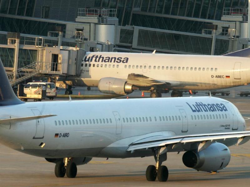 Lufthansa AirbusA321 (Reuters)