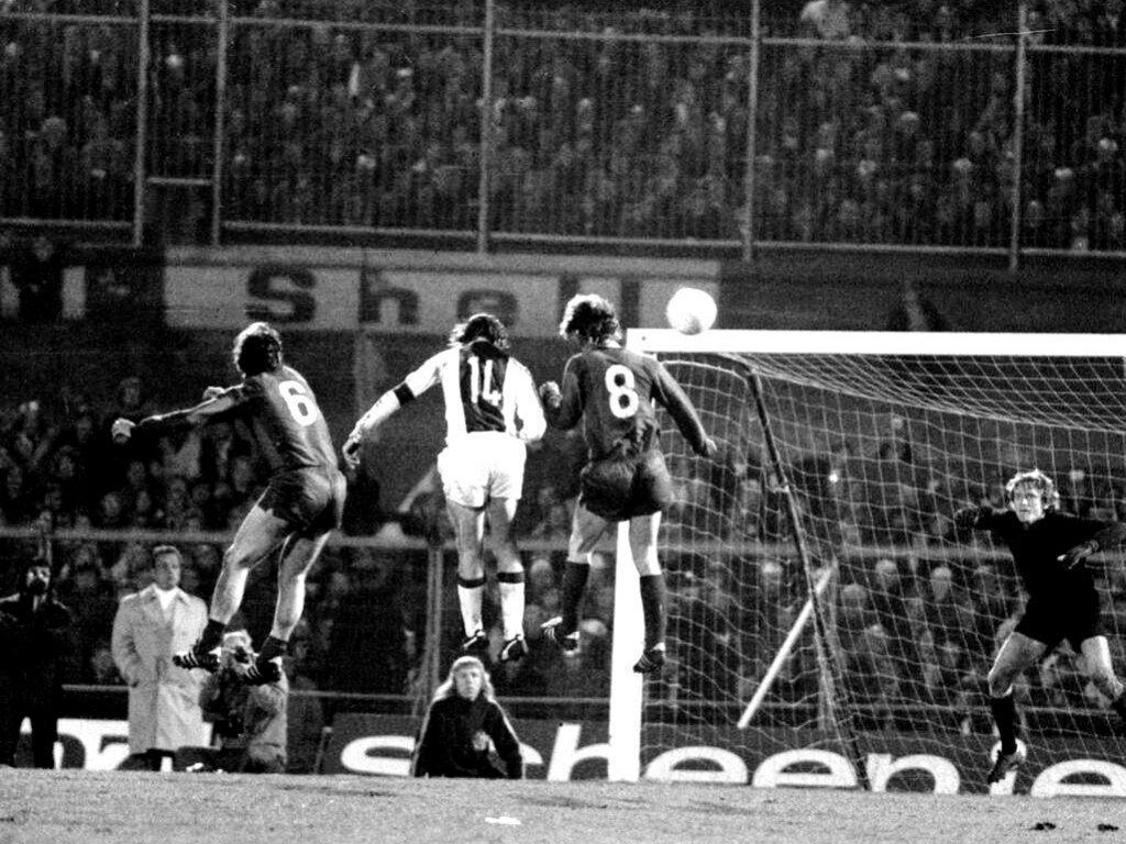 Ajax-Bayern, 1973