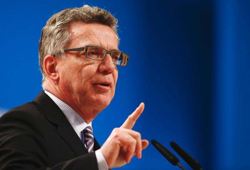 Thomas de Maizière (Reuters)