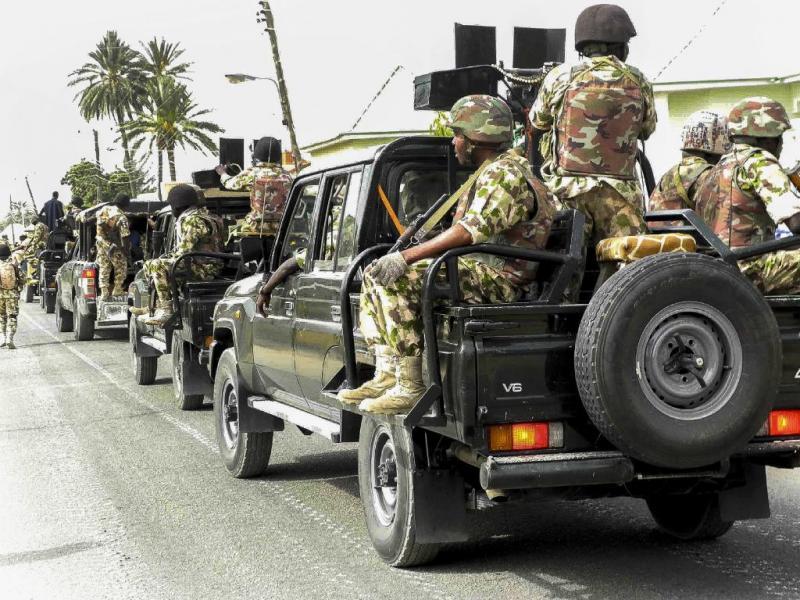 Soldados do Niger e Chade expulsam Boko Haram de Damasak (Lusa/EPA)