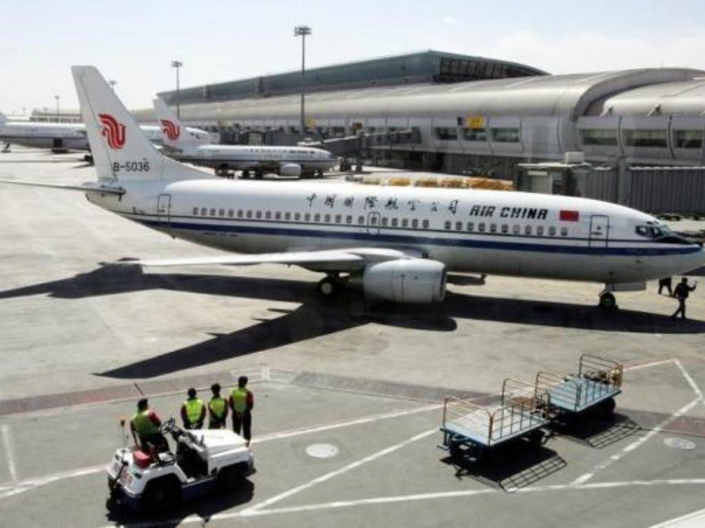 Air China (Reuters)