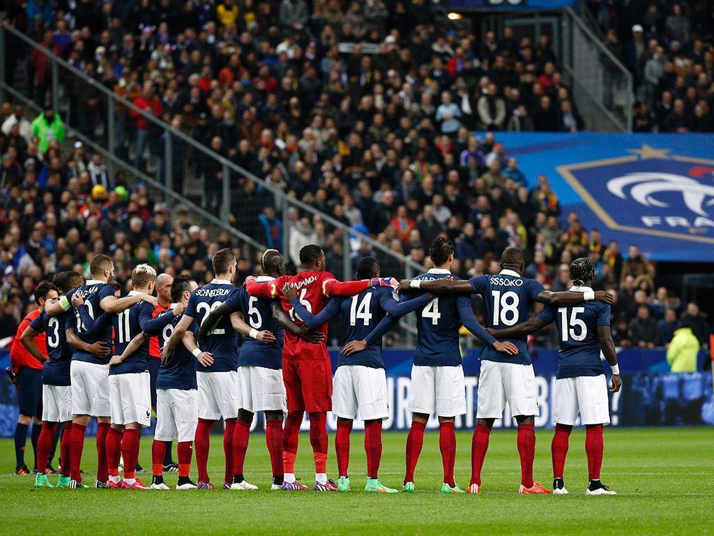 Brasil leva melhor sob Seleção Francesa (Lusa)