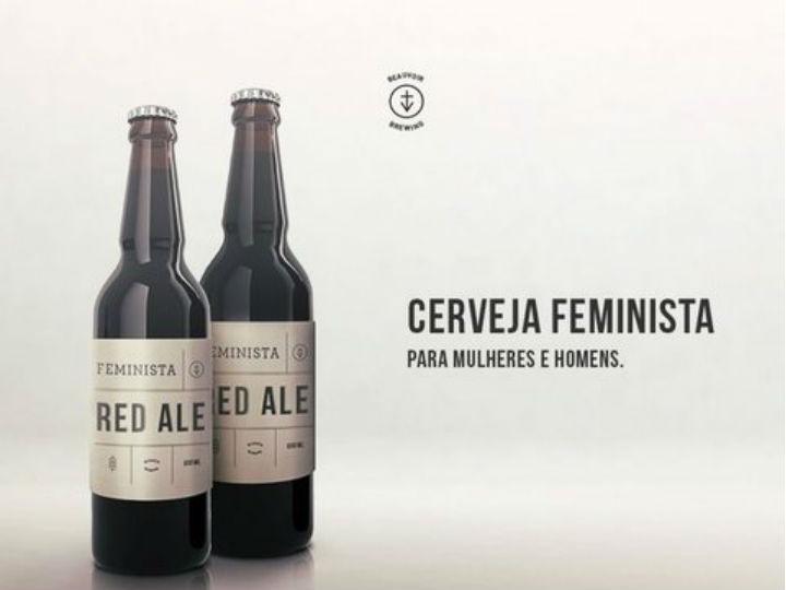 Cerveja Feminista (Twitter)
