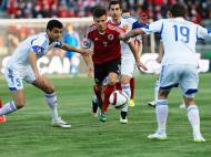 Albânia vs Arménia (Lusa)