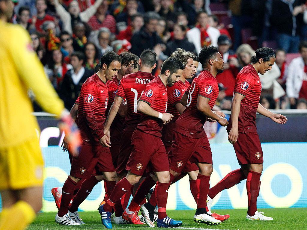 Portugal vs Sérvia (Lusa)
