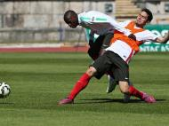 Treino de preparação da Seleção Nacional para o jogo com Cabo Verde (LUSA)