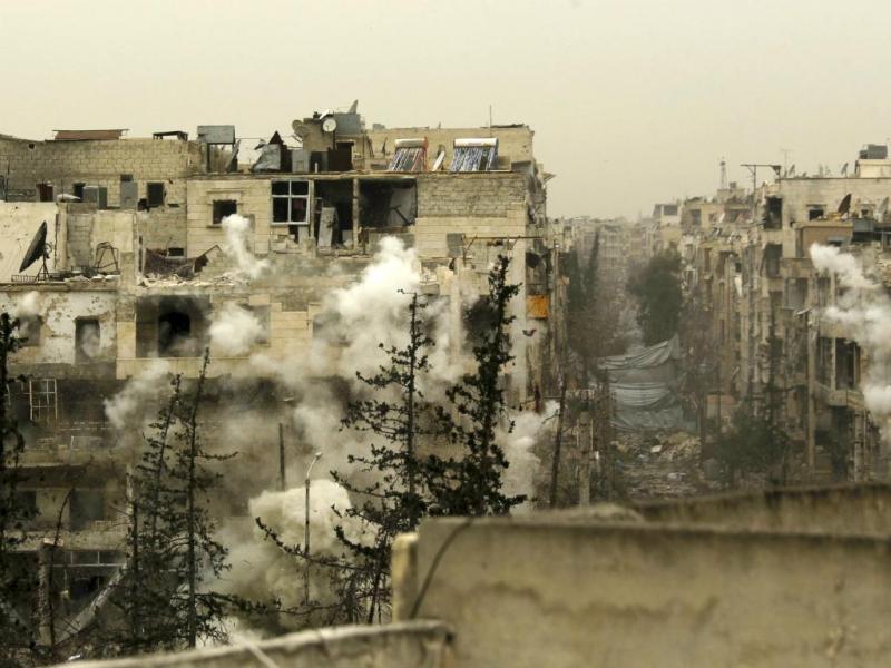 Síria [Reuters]