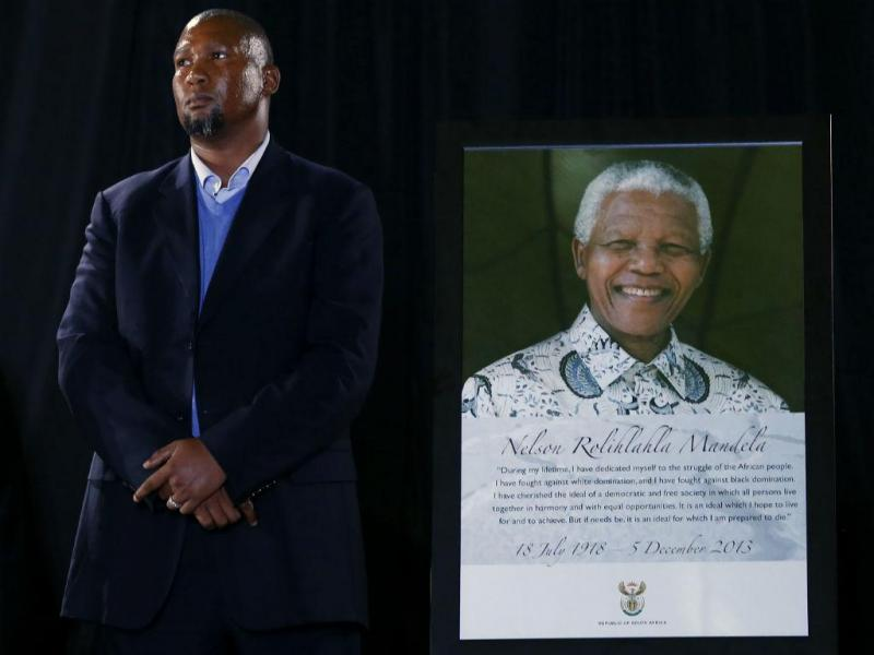 Mandla Mandela (REUTERS)