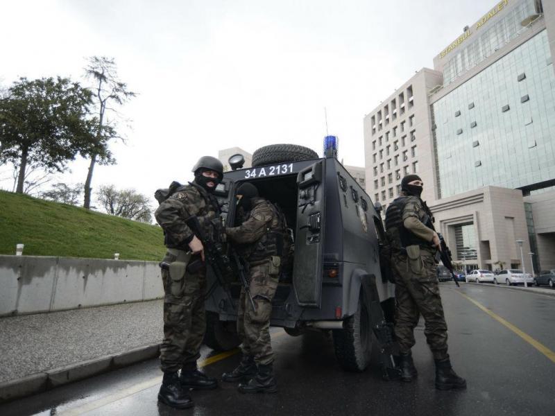 Sequestro de procurador na Turquia [Foto: EPA]