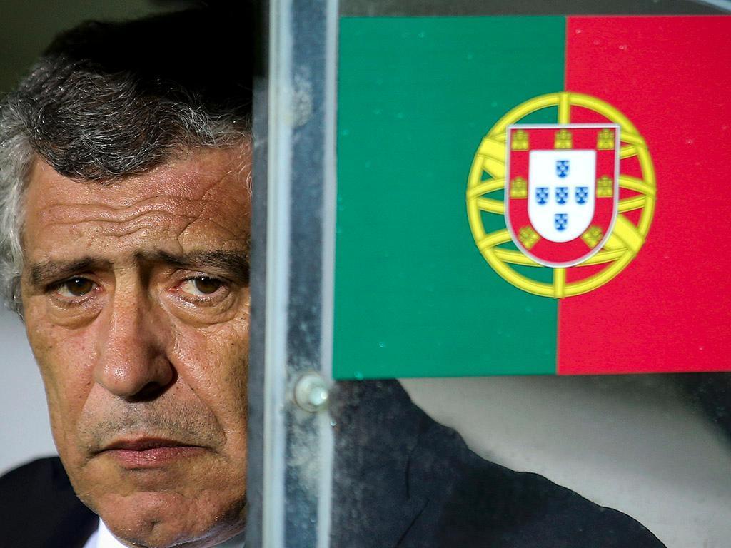 Fernando Santos (LUSA/ José Sena Goulão)