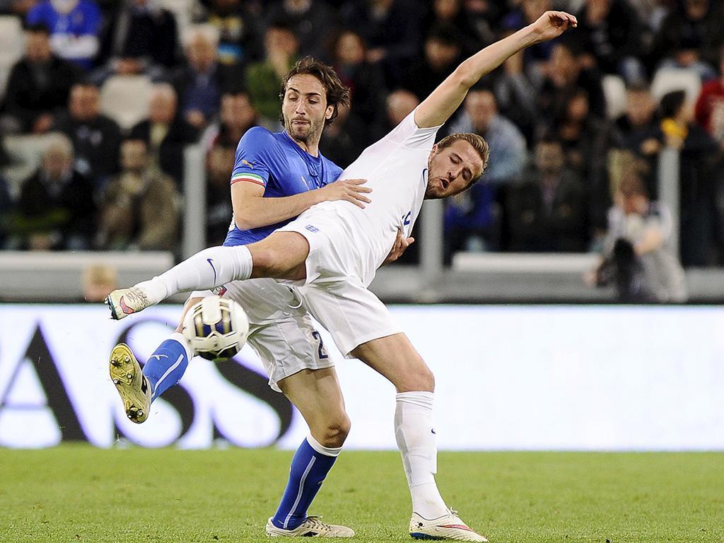 Itália-Inglaterra (REUTERS/ Giorgio Perottino)