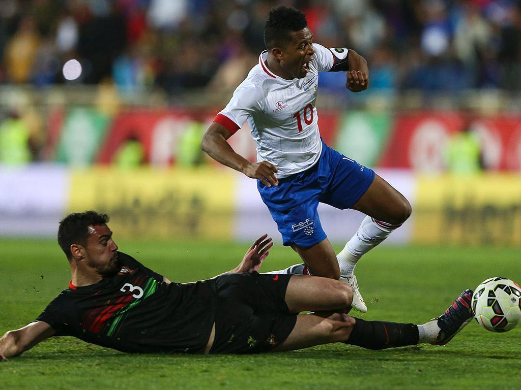 Portugal-Cabo Verde (LUSA/ José Sena Goulão)
