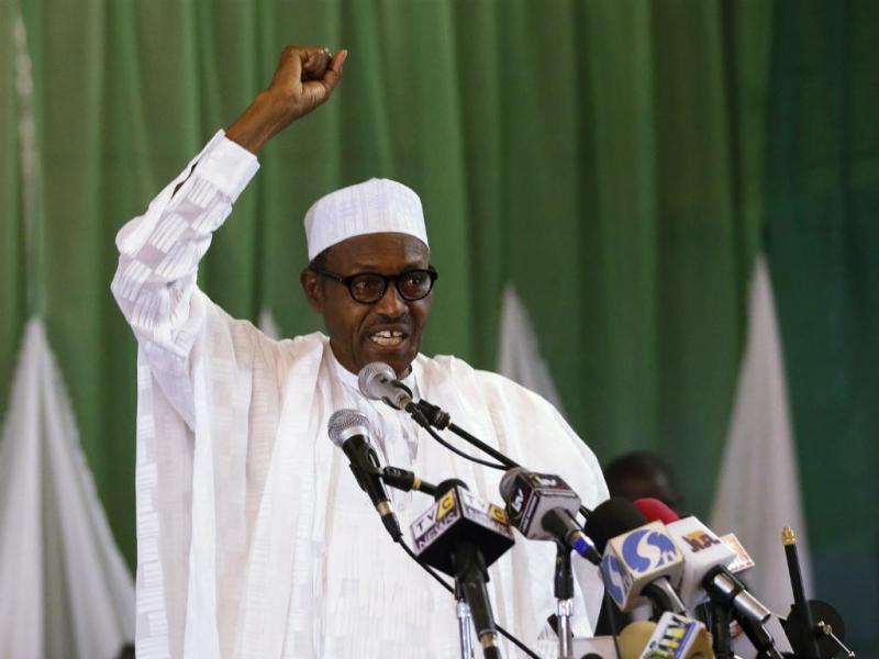 Muhammadu Buhari [Reuters]