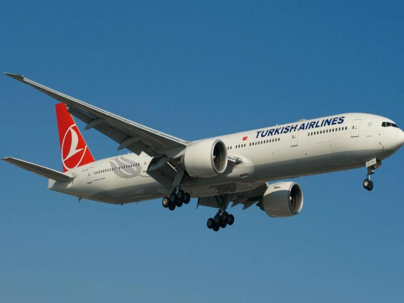 Avião da Turkish Airlines [Foto: BriYYZ - Creative Commons]