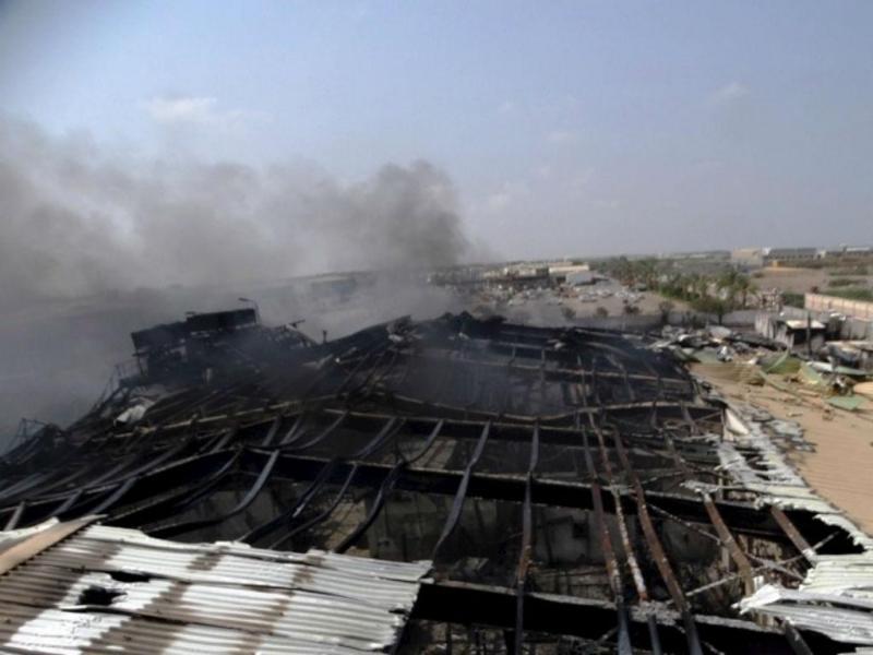 Ataque a fábrica de leite mata civis no Iémen (REUTERS)