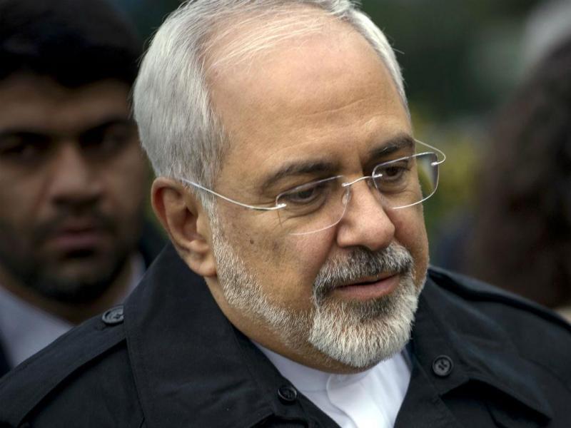 Ministro iraniano dos Negócios Estrangeiros, Javad Zarif (REUTERS)