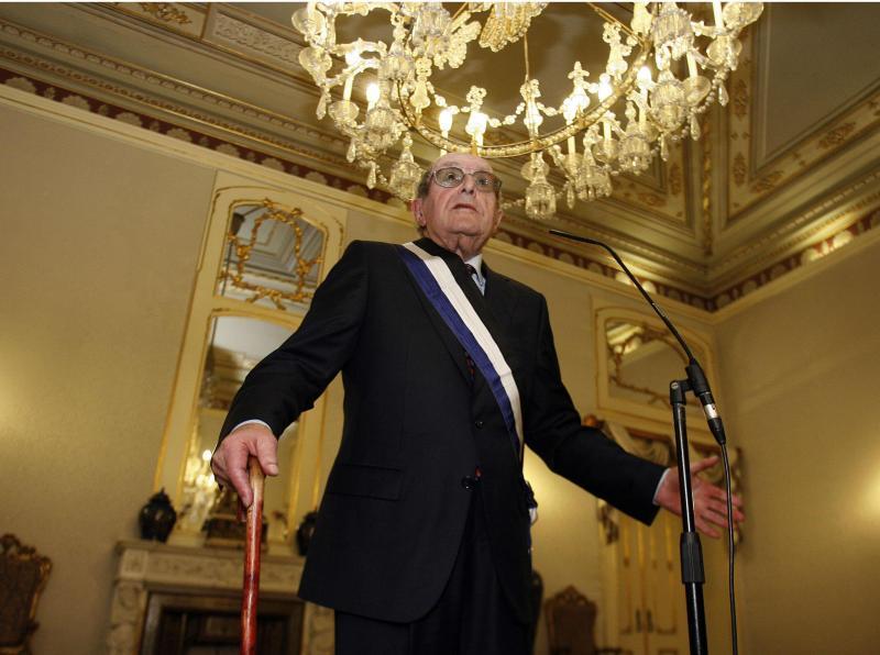Manoel de Oliveira morre aos 106 anos (REUTERS)
