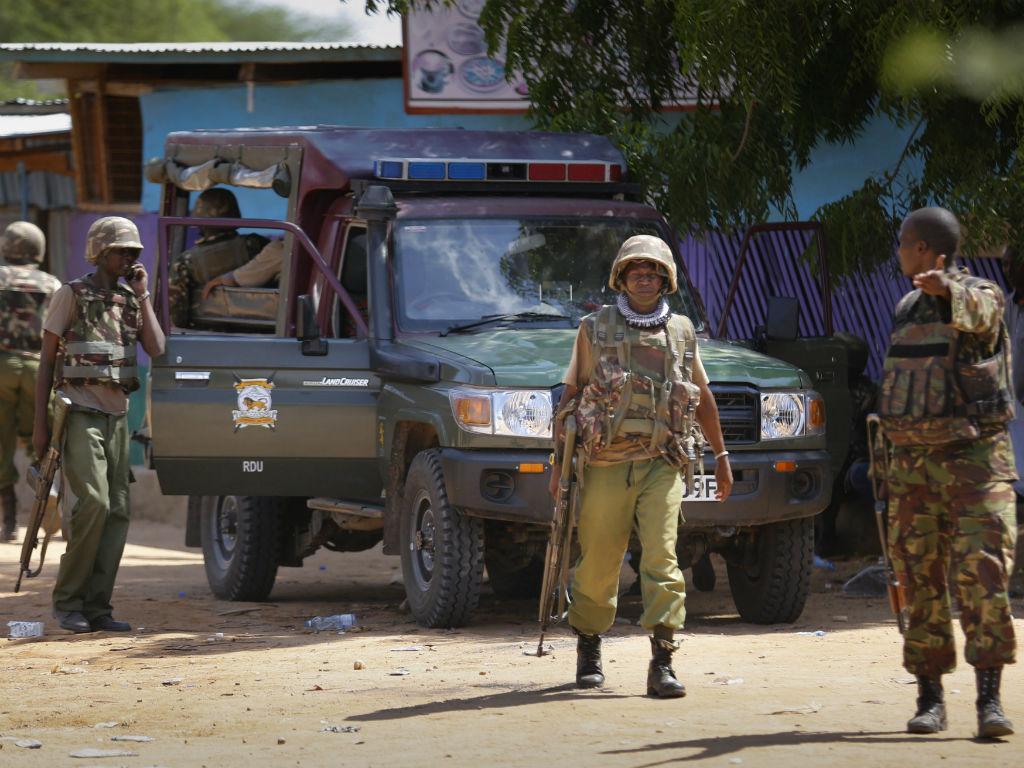 Quénia [Foto: EPA]