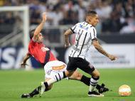 Taça Libertadores: San Lorenzo vs San Pablo (EPA)