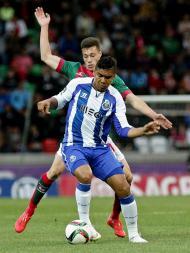Taça da Liga: Marítimo vs FC Porto (LUSA)