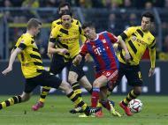 Dortmund-Bayern (REUTERS/ Wolfgang Rattay)
