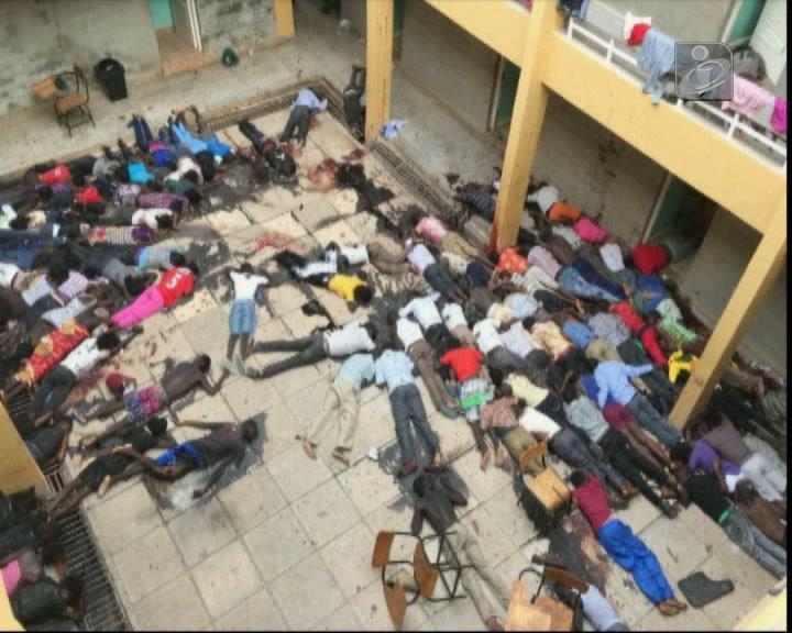 Massacre em Universidade: Quénia bombardeia al Shabaab