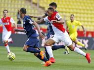 Mónaco-Montpellier (REUTERS/ Eric Gaillard)