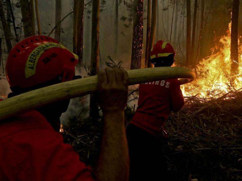 Incêndio [Lusa]