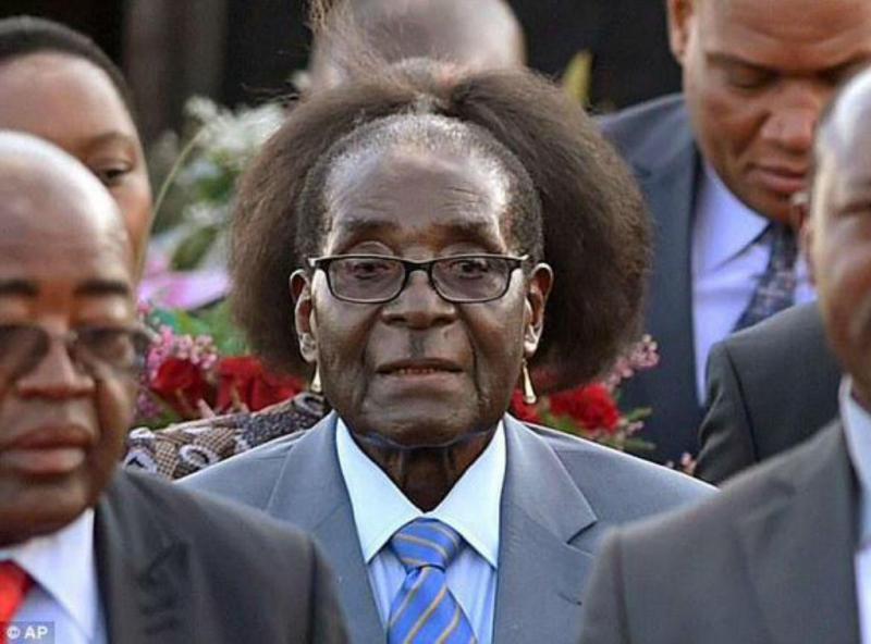 Robert Mugabe (Twitter)