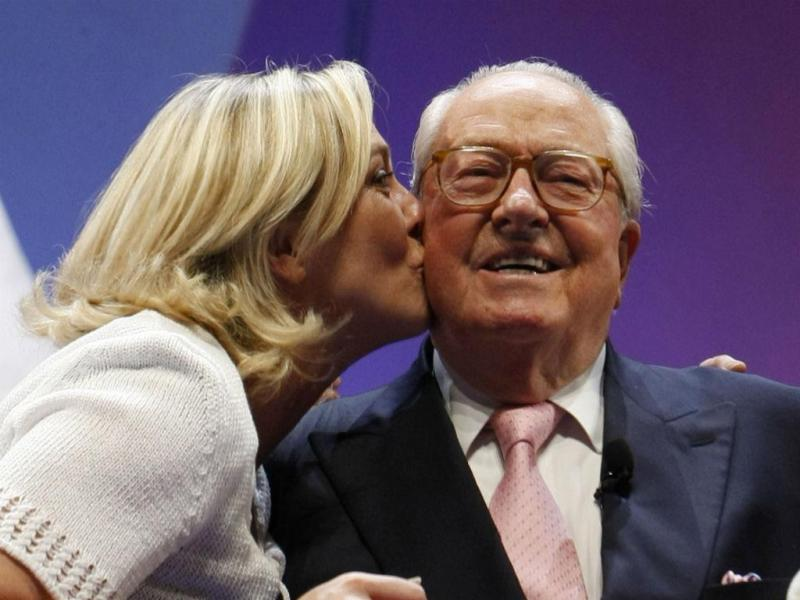 Le Pen (REUTERS)