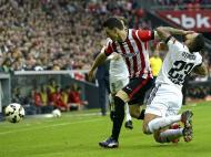 Liga espanhola: Atlético de Bilbao vs Valência (EPA)