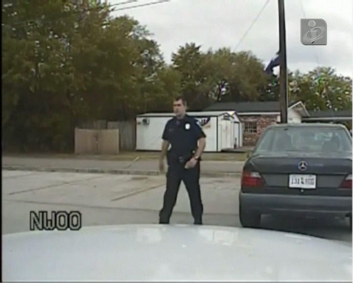 Vídeo mostra perseguição policial que culminou na morte de afro-americano