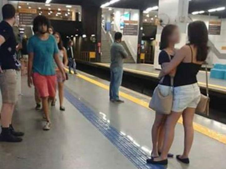 Nelson Filippe publicou foto que se tornou viral (Facebook)