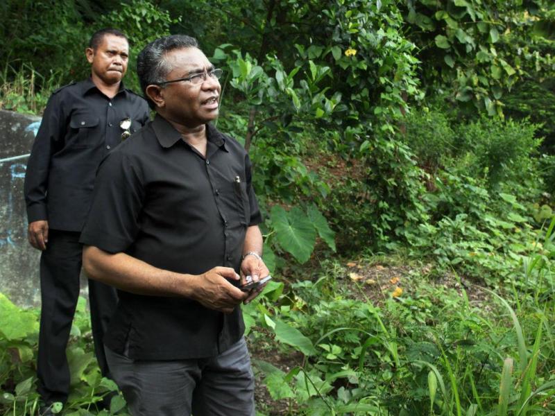 Rui Maria Araújo, Primeiro-ministro timorense - ANTÓNIO SAMPAIO / LUSA