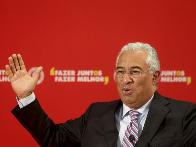 António Costa - MANUEL DE ALMEIDA/LUSA
