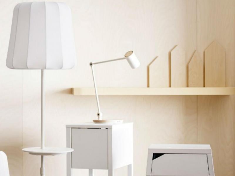 Móveis IKEA carregam smartphones [site oficial]
