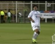 Maradona voltou a jogar: e não perde o jeito