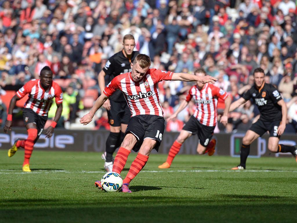 Southampton-Hull City (Reuters/ Tony O'Brien)