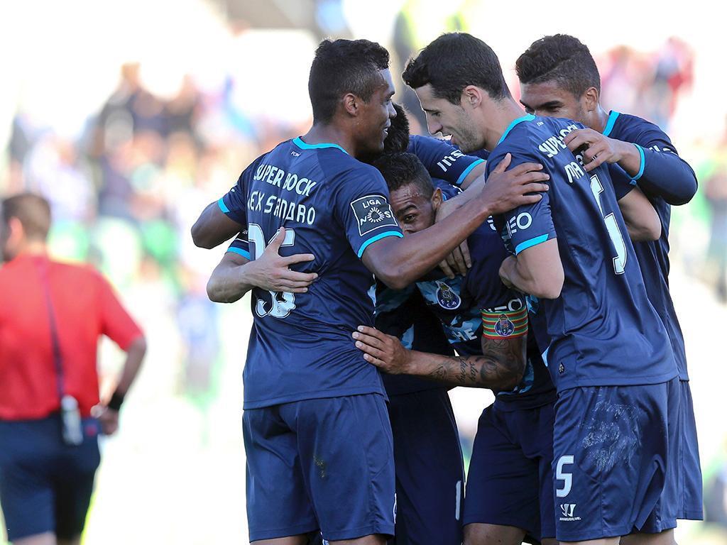 Rio Ave-FC Porto (LUSA/ Estela Silva)