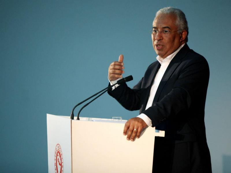Secretário-geral do PS, António Costa (LUSA)